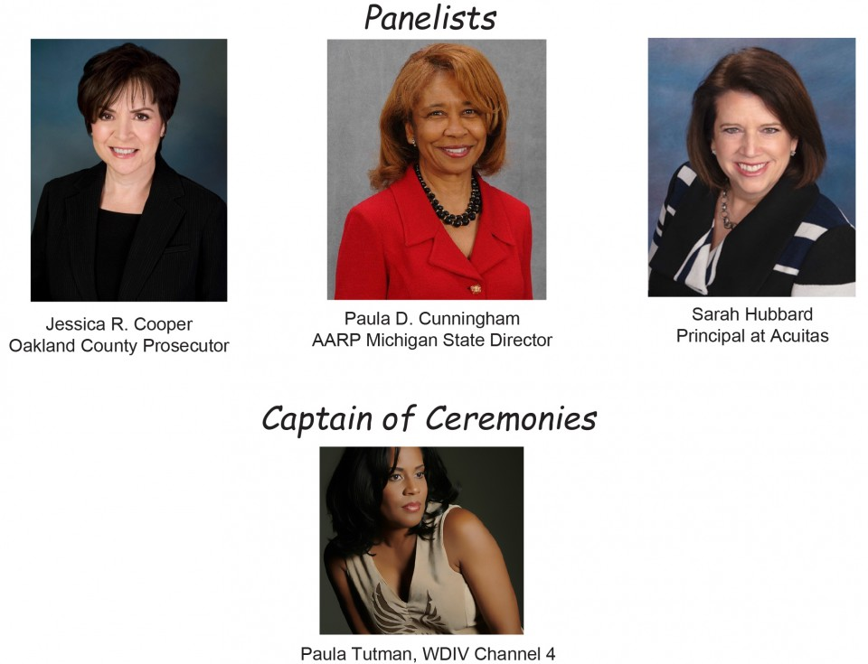 women on board panelists